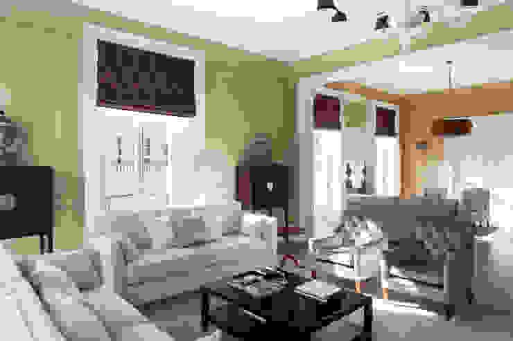 Living Room Modern Oturma Odası Roselind Wilson Design Modern