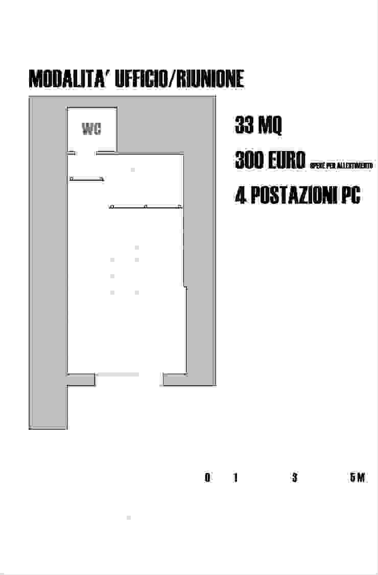 ARREDARE CON NIENTE di ARCò Architettura & Cooperazione Eclettico
