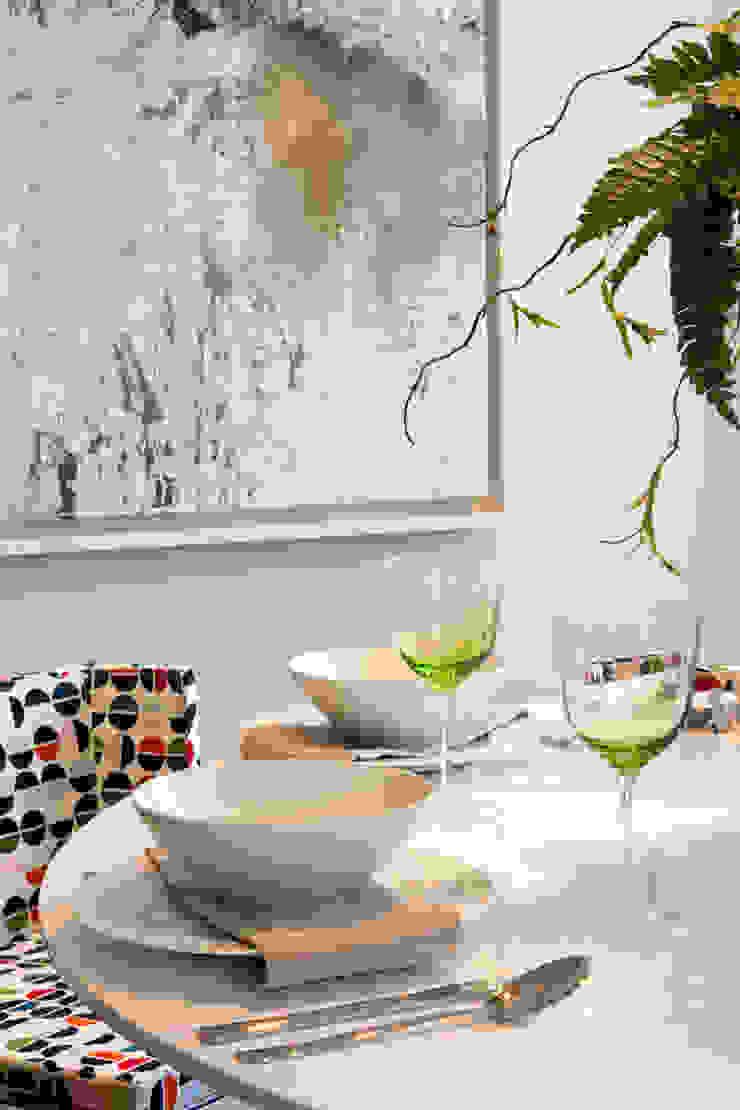 Dining Room Details Modern dining room by Roselind Wilson Design Modern