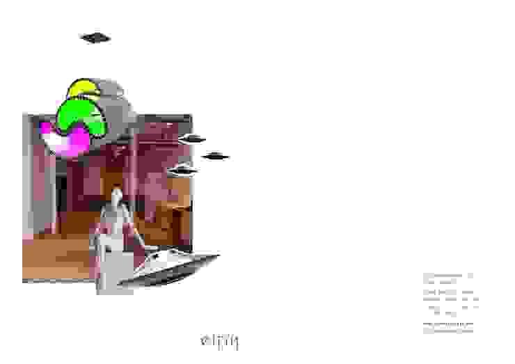 Lámpara Expediente X de Universo Eirín, SLU Ecléctico