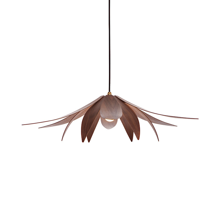 Lotus Pendant Light: modern  by MacMaster Design, Modern