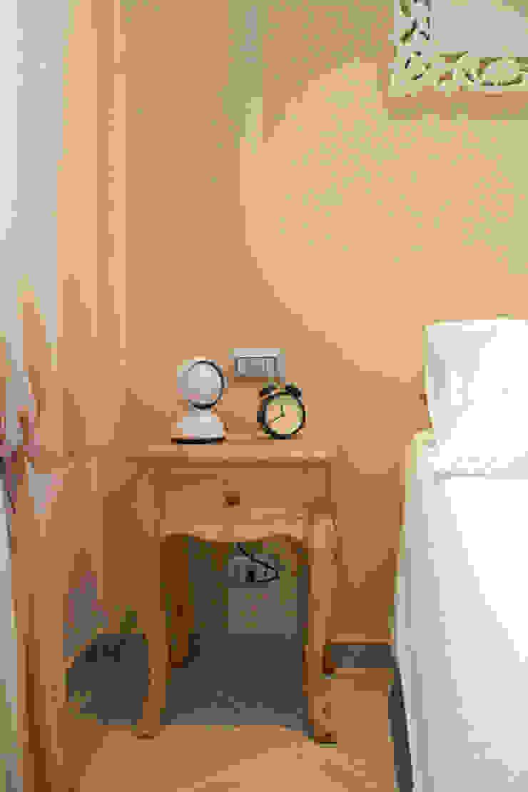 Studio_P - Luca Porcu Design Minimalist bedroom