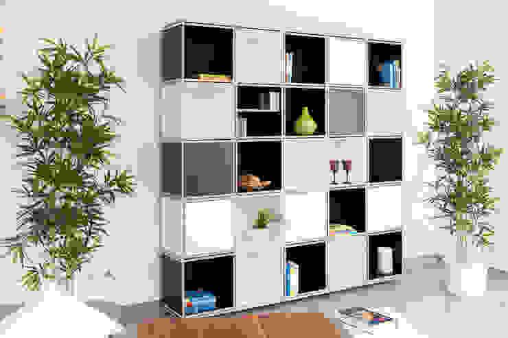de estilo  por Müller + Peters Tischlerei + Objektdesign GmbH, Moderno