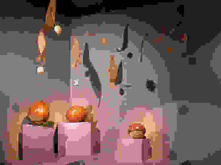 Installations de graines géantes Jardin d'hiver original par Artgraine Éclectique