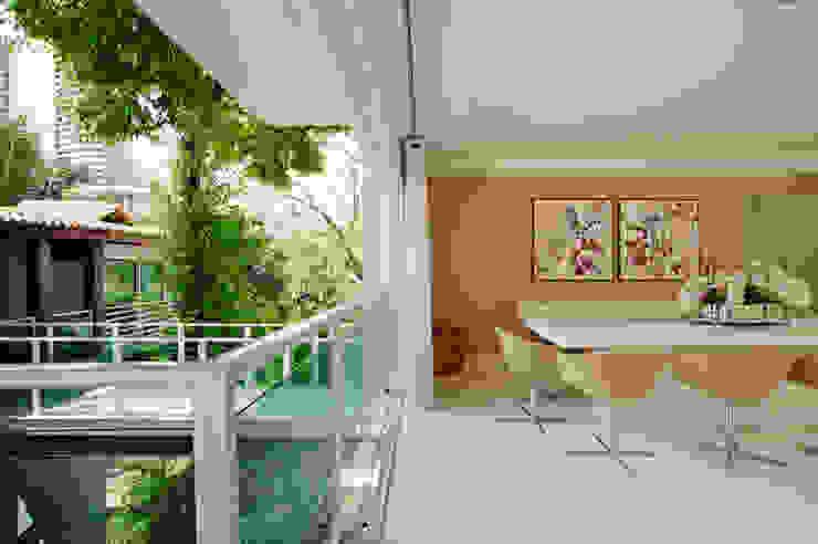 Modern Evler Caramelo Arquitetos Associados Modern