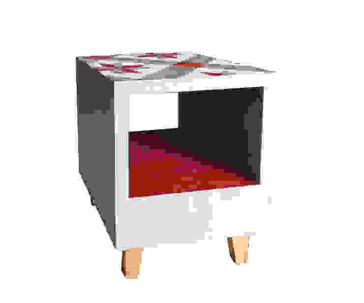 Table Alice par BOBUN