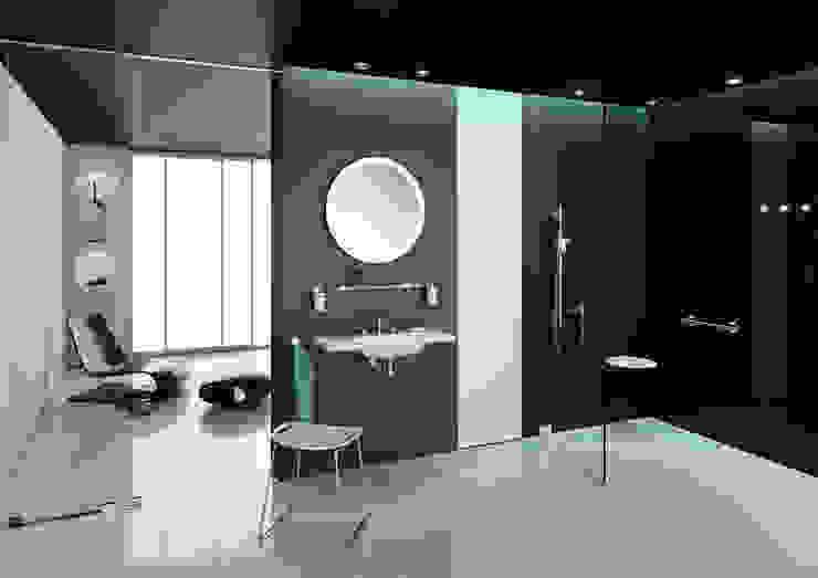 HEWI Sanitär | System 815 Moderne Badezimmer von HEWI Heinrich Wilke GmbH Modern