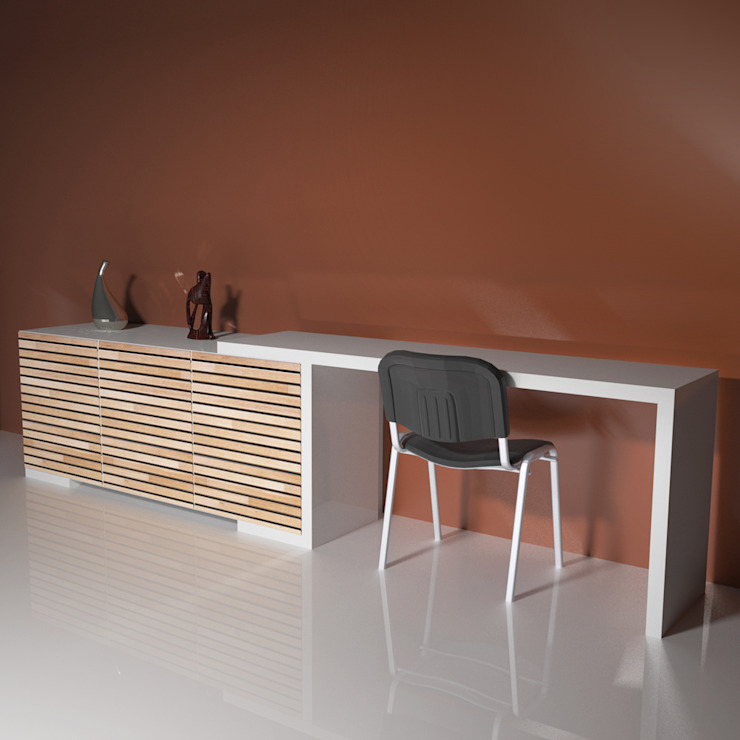mobilier FOLLOW par SV DESIGN Moderne