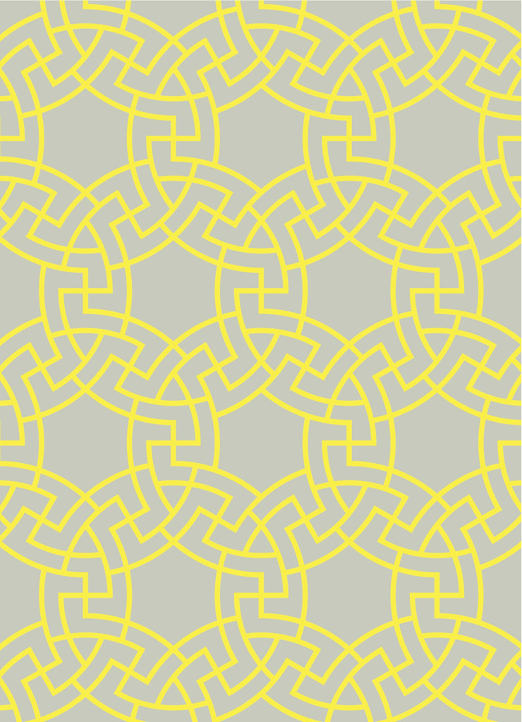 MICA Zen Rainbow Collection - Yellow by Mica Gallery Ltd
