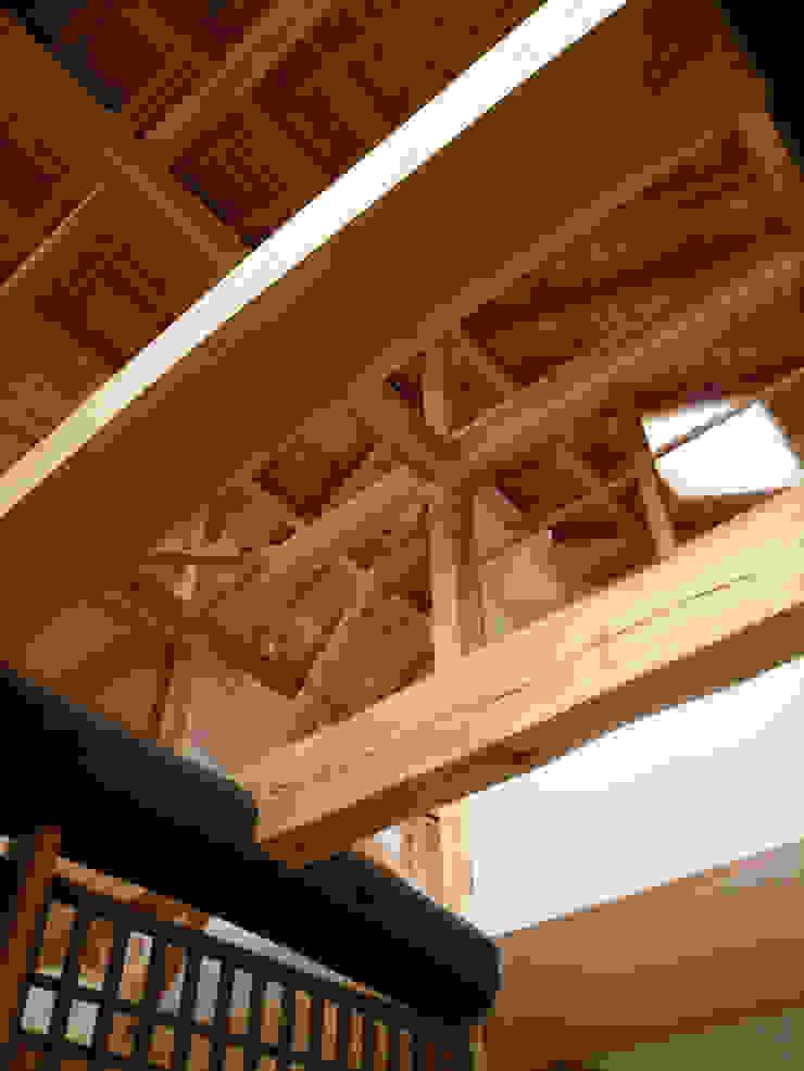 能勢のいえ クラシカルスタイルの 玄関&廊下&階段 の 広渡建築設計事務所 クラシック