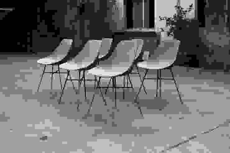 D'Hauteville concrete chair Lyon Béton KitchenTables & chairs