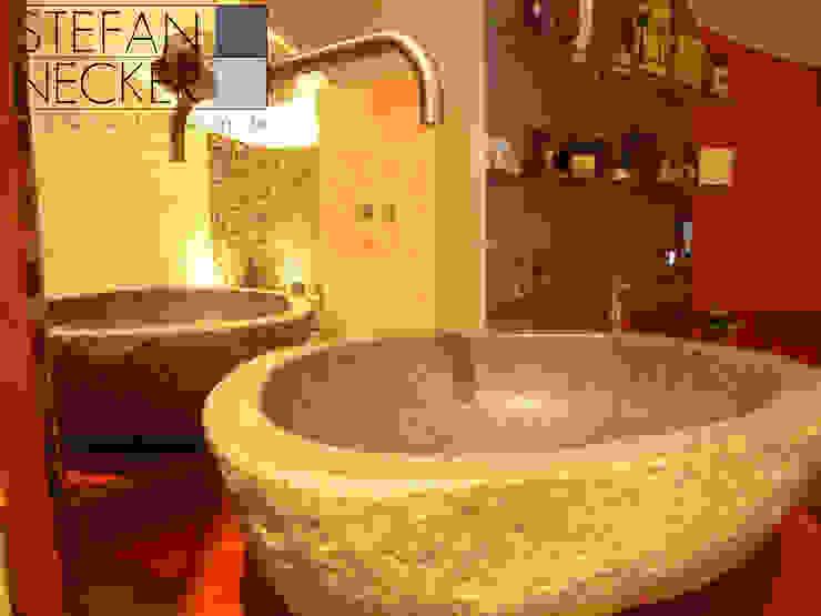 Mini_Spa Asiatische Badezimmer von Stefan Necker BadRaumKonzepte Asiatisch