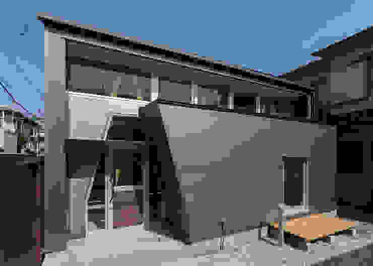 exterior オリジナルな 家 の H.Maekawa Architect & Associates オリジナル