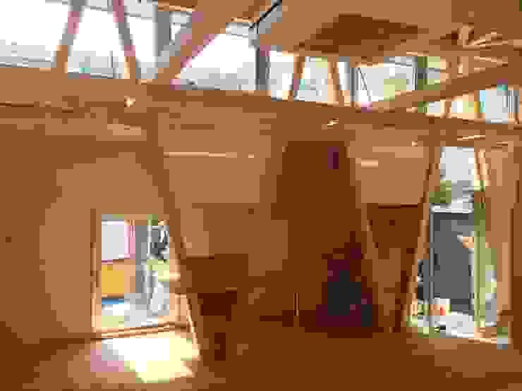 class room オリジナルデザインの 多目的室 の H.Maekawa Architect & Associates オリジナル