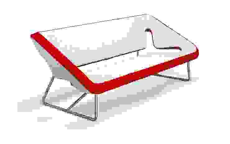 KOXY sofa di Jan Ctvrtnik