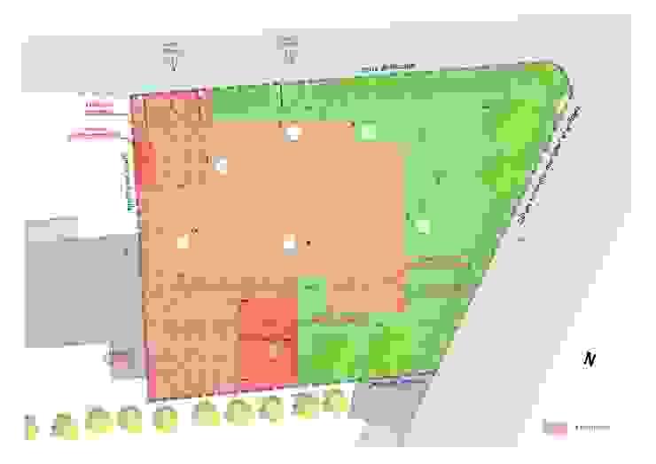 Maison individuelle, Saint-Tropez (83), 2014 – Réhabilitation – 100 m² Maisons méditerranéennes par ERIC SANTOS • ARCHITECTURE Méditerranéen