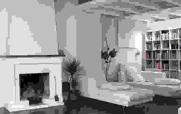 Casa G Soggiorno moderno di Pier Maria Giordani Architetto Moderno