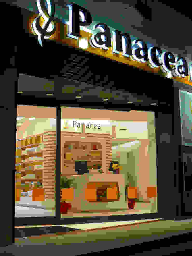 Panacea Studio Stefano Pediconi Spa moderna