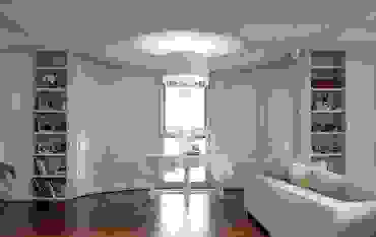 Casa Iasoni Soggiorno moderno di Pier Maria Giordani Architetto Moderno