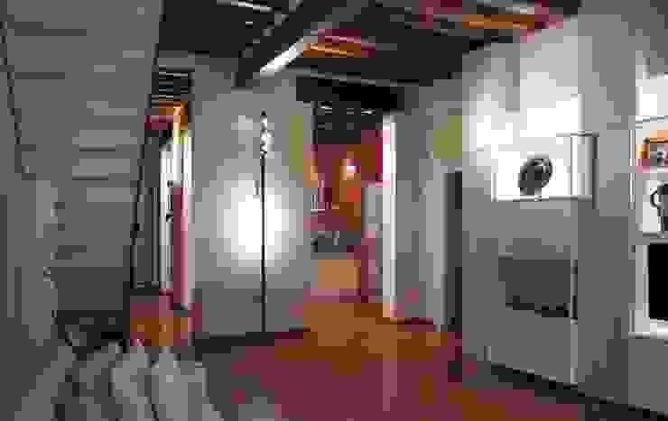 Casa Vecchi Soggiorno moderno di Pier Maria Giordani Architetto Moderno