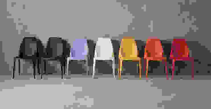 Beluga Plastic Chair by 吉野 利幸