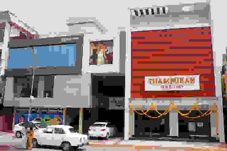 Thampuran Jewellery by Cuboid Studio