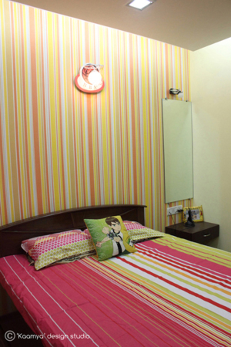 Kids bedroom kaamya design studio