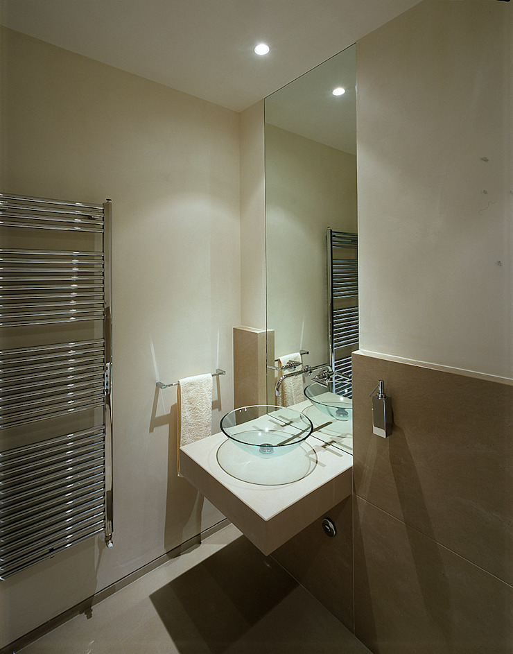 Villa Garattoni Case in stile minimalista di Stefano Zaghini Architetto Minimalista