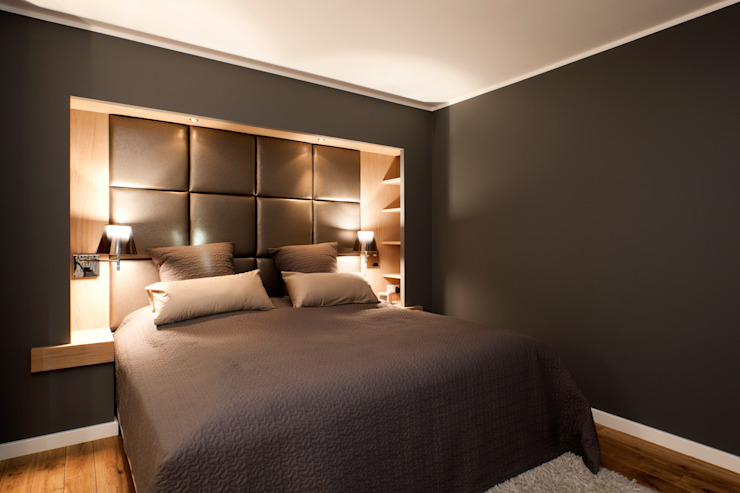 Modern Bedroom by schulz.rooms Modern