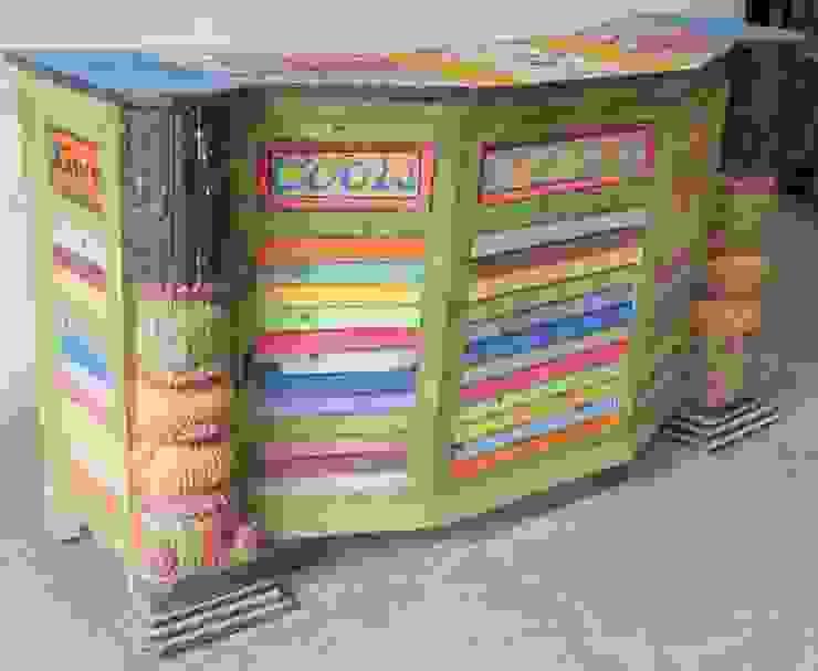 Vintage Küche von Guru-Shop Ausgefallen