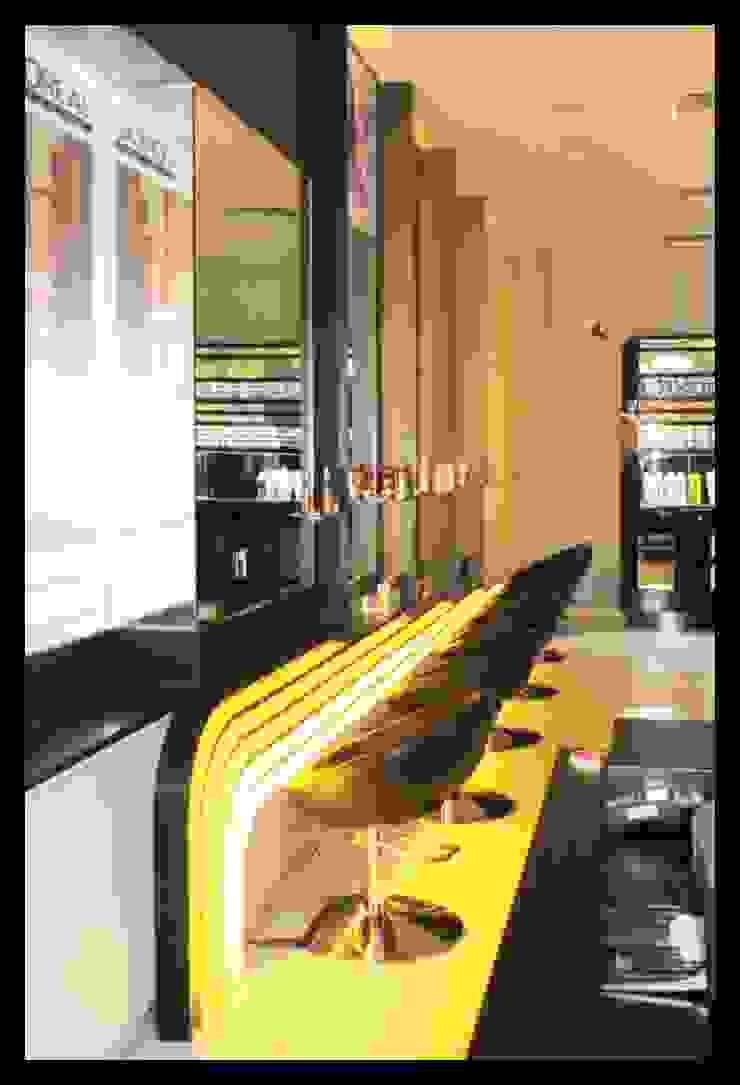 ENVI salon by The blue Lane Designs Modern