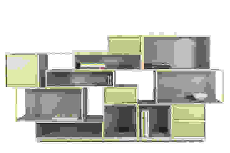 MoMo Modulmöbel: modern  von zweigespann – Atelier für Gestaltung,Modern