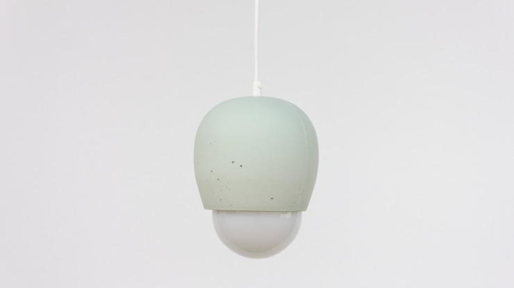 Cupula Pendelleuchte: modern  von zweigespann – Atelier für Gestaltung,Modern