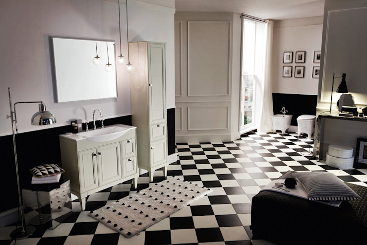 Bathroom by arbi arredo bagno