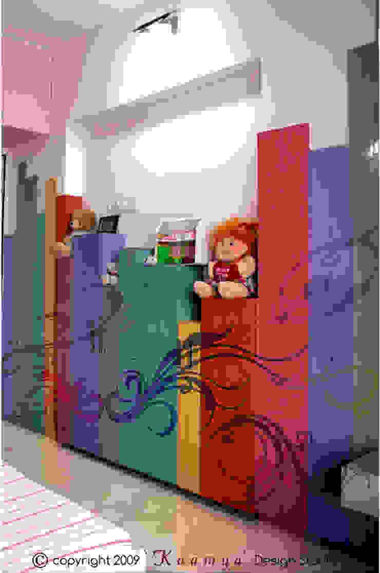 "Daughter""s Bedroom: modern  by kaamya design studio,Modern"