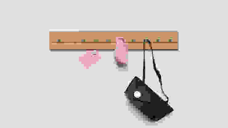 Oleh zweigespann – Atelier für Gestaltung Minimalis Kayu Wood effect