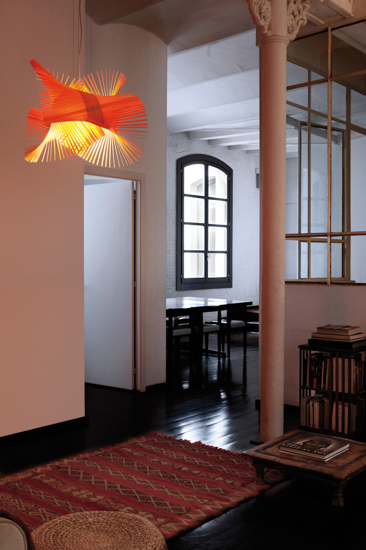 MiniMikado de LZF LAMPS Asiático