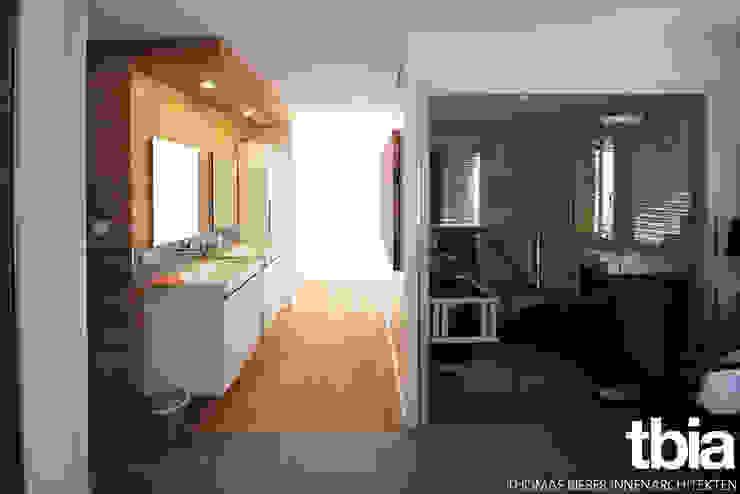 Wellnessbereich Moderne Badezimmer von tbia - Thomas Bieber InnenArchitekten Modern