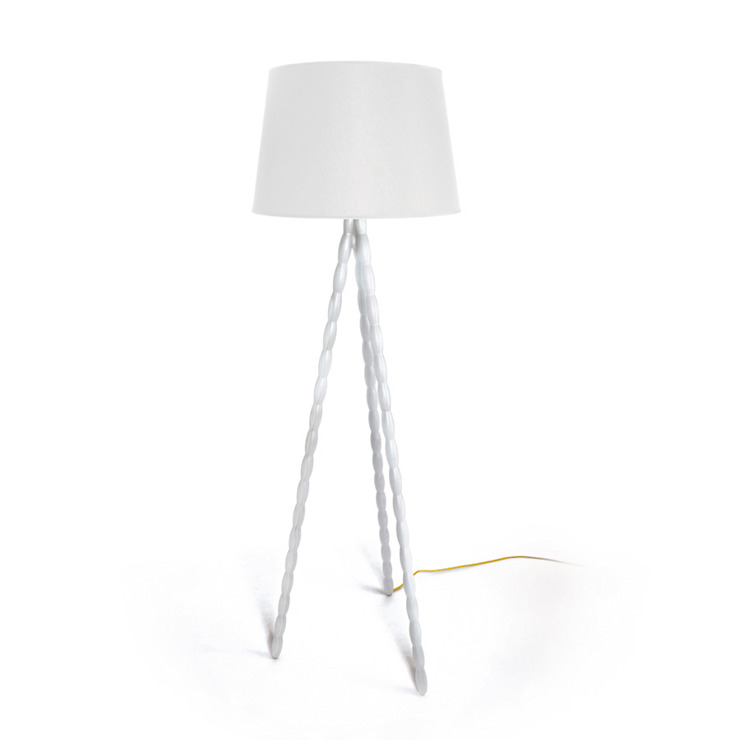 Illume floor lamp: modern  by Barnard interiors Ltd, Modern