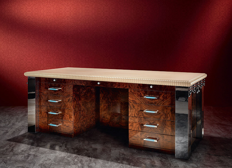 Monument Desk by REINER HEBE MODERN CLASSIC ARTWORK