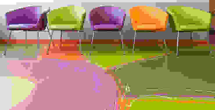 Floor and Wall Tatoo von Jeanet Hönig Design