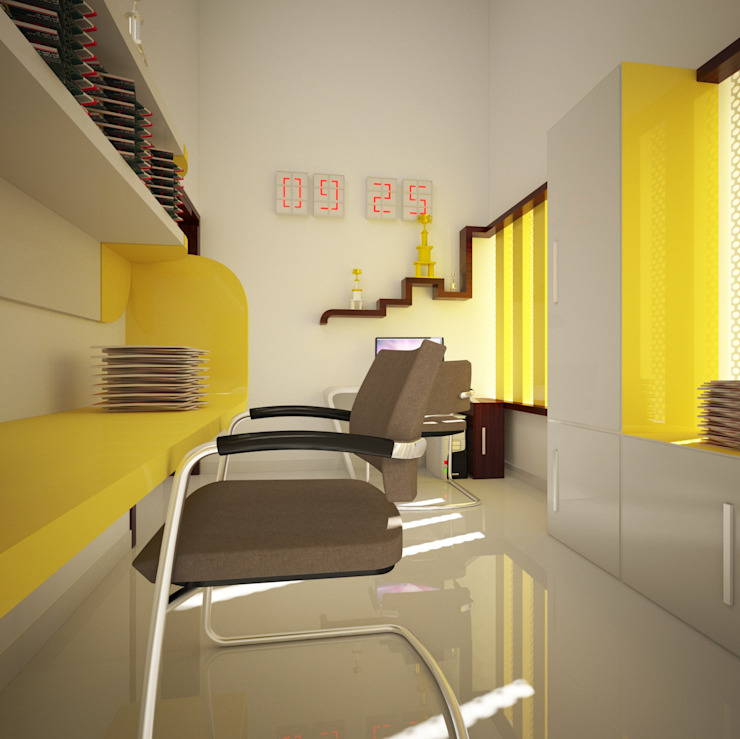 Modern Living Room by Nimble Interiors Modern