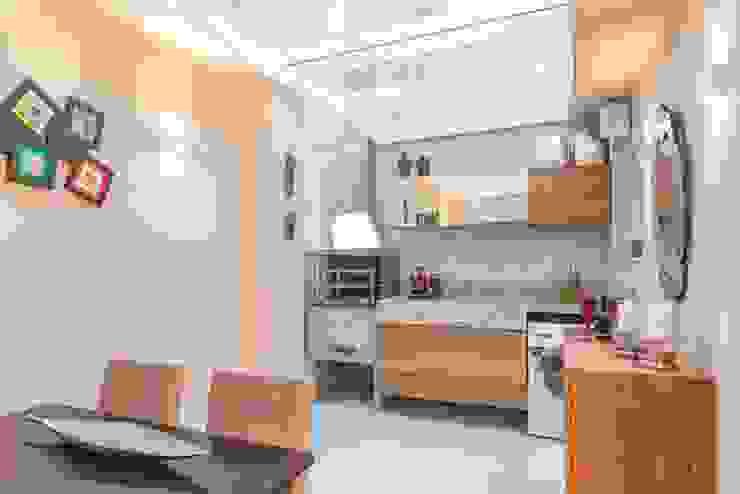 Residência VM por Cristiane Bergesch Arquitetura e Interiores Moderno