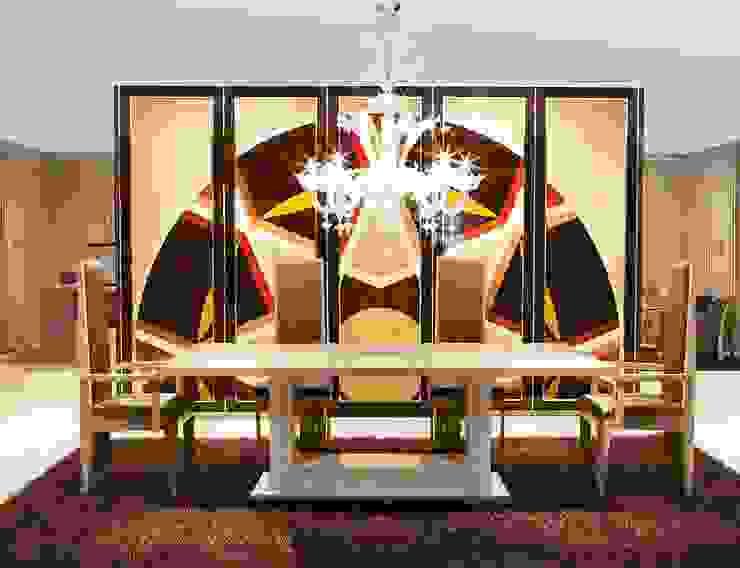 Dining Room Diamond - Mandala Mood di GCCOLOMBO
