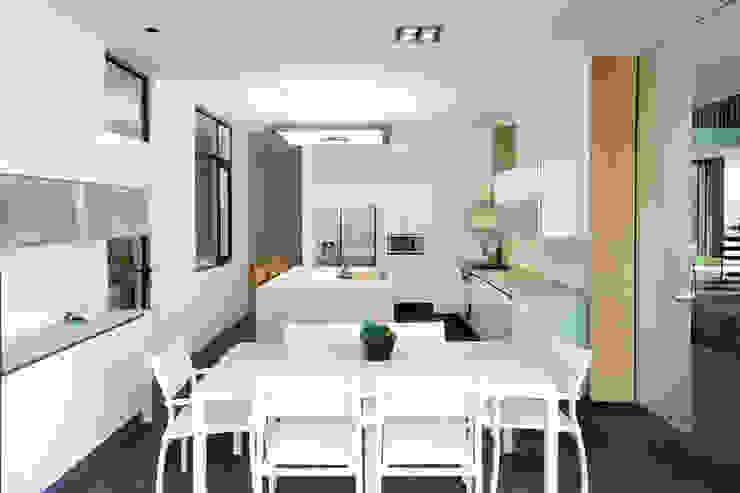 Dapur oleh Serrano Monjaraz Arquitectos, Modern