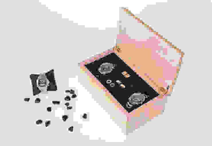 Time 02 - Scatola per Orologi e Gemelli di GCCOLOMBO