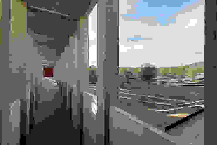 Viñedo De Coté de Serrano Monjaraz Arquitectos Moderno