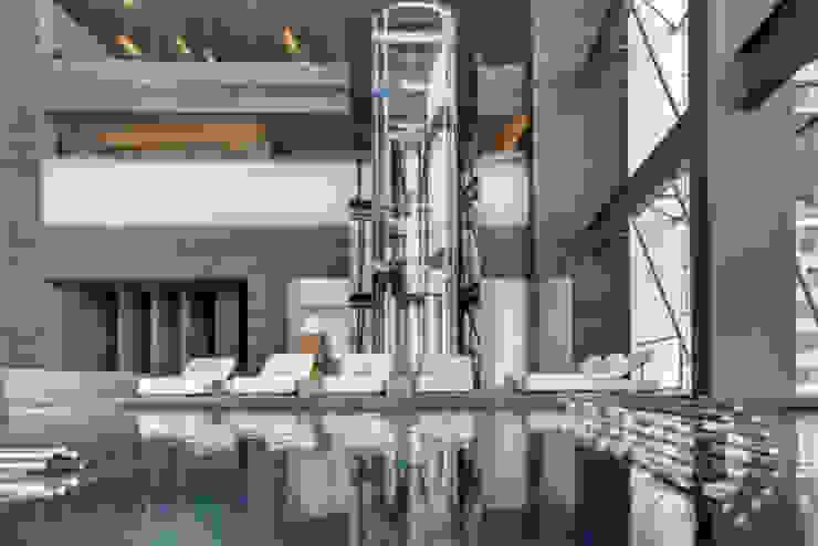 Therma Spa by Vidalta Spa modernos de Serrano Monjaraz Arquitectos Moderno