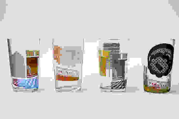 Trinkgläser von Estelle Gassmann