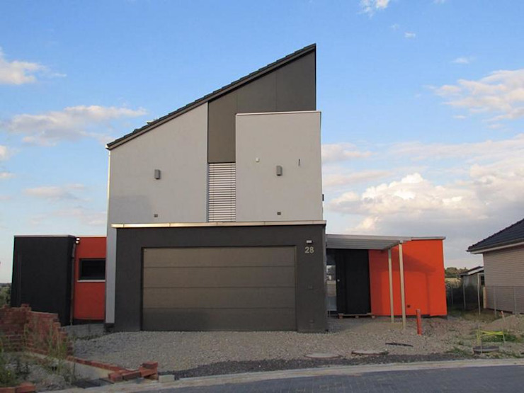 Planungsbüro GAGRO บ้านและที่อยู่อาศัย